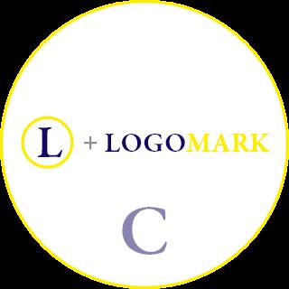 ロゴ作成プランC (手描きイメージベース等)
